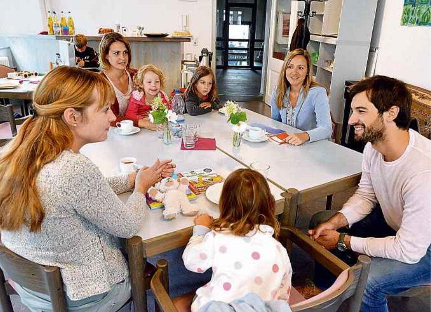 Elterncafé im Kosterhof