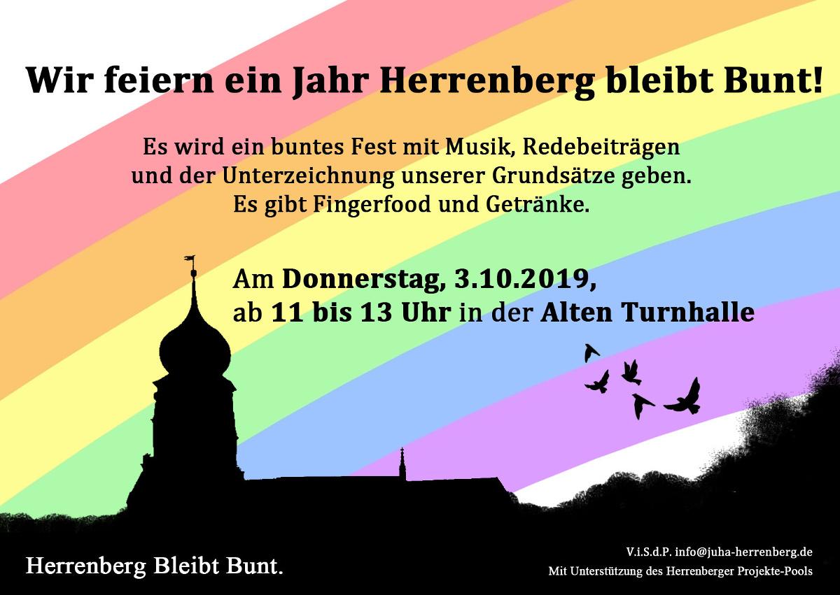 Herrenberg Bleibt Bunt - Fyer